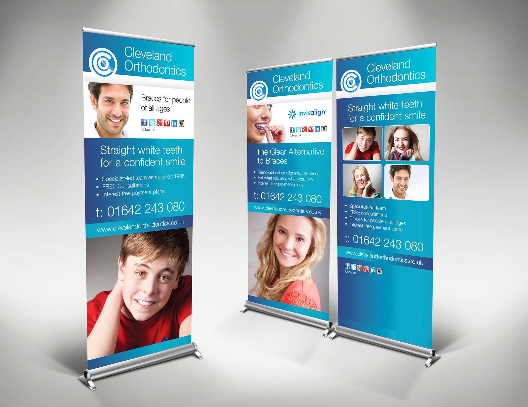 Cleveland Creative Design: Cleveland Orthodontics
